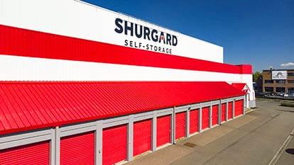 Opslagruimte bij Shurgard Aartselaar