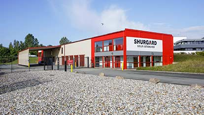 Self-storage at Shurgard Hørsholm