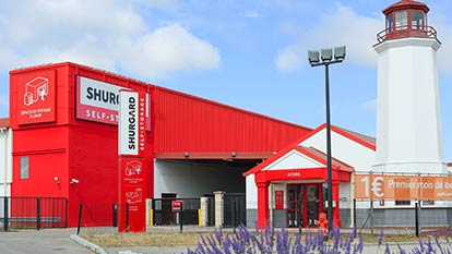 Self-storage at Shurgard Avignon