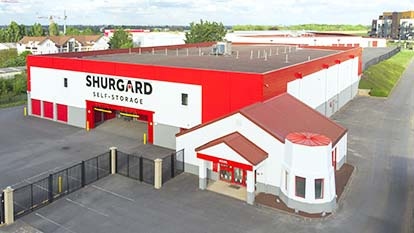Self-storage at Shurgard Ballainvilliers - Montlhéry