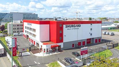 Self-storage at Shurgard Bezons - Argenteuil