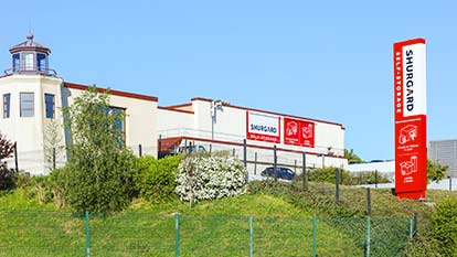 Self-storage at Shurgard Chambourcy