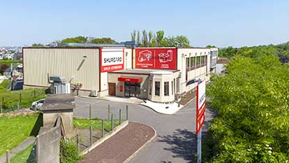 Self-storage at Shurgard Champigny-sur-Marne