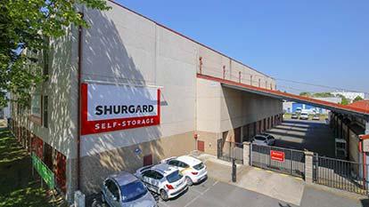 Self-storage at Shurgard Grigny
