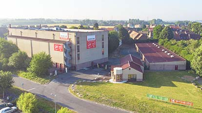 Self-storage at Shurgard Lille - Wattignies