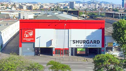 Self-storage at Shurgard Marseille Les Arnavaux