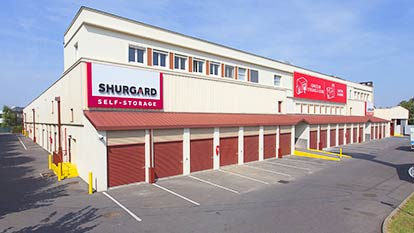 Self-storage at Shurgard Nanterre - Colombes