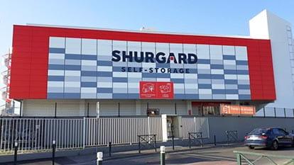 Self stockage à Shurgard Nanterre - La Défense