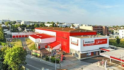 Self-storage at Shurgard Noisy-le-Grand