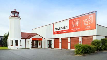 Self-storage at Shurgard Osny - Cergy