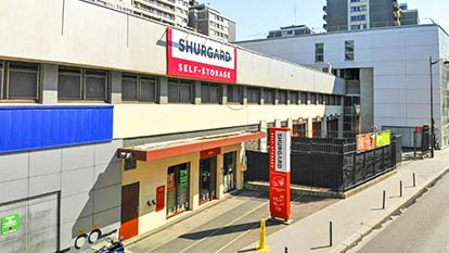 Self-storage at Shurgard Paris - Porte de Clignancourt