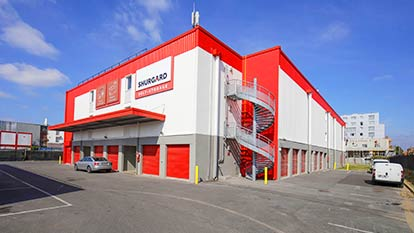 Self-storage at Shurgard Sevran