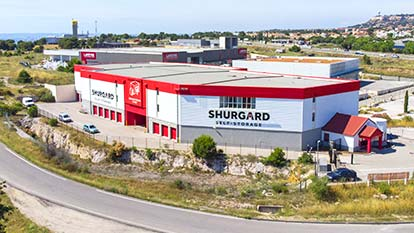 Self-storage at Shurgard Vitrolles