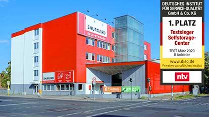 Self-Storage at Shurgard Berlin Reinickendorf