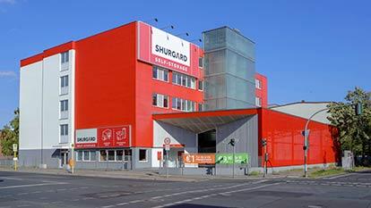 Self-Storage bei Shurgard Berlin Reinickendorf