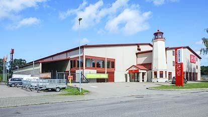 Magasinering hos Shurgard Helsingborg