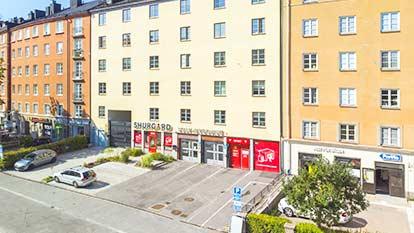 Self-Storage at Shurgard Stockholm Vanadis