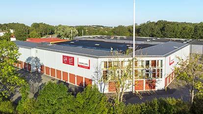 Self-Storage at Shurgard Västra Frölunda