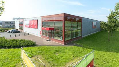 Self-storage at Shurgard Almere Buiten