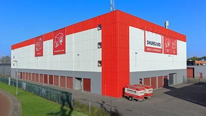 Self-storage at Shurgard Breda