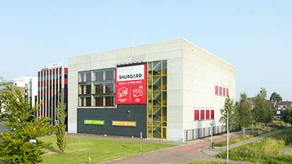 Opslagruimte bij Shurgard Delft Zuid