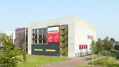 Self-storage at Shurgard Delft Zuid