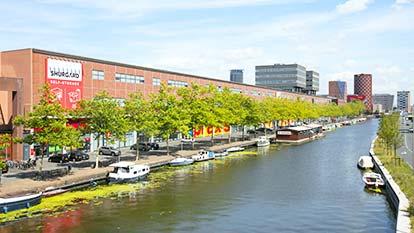 Opslagruimte bij Shurgard Den Haag Centrum