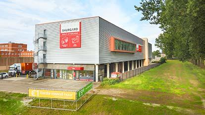 Opslagruimte bij Shurgard Dordrecht de Staart