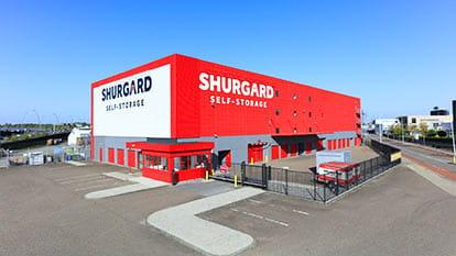 Opslagruimte bij Shurgard Eindhoven West