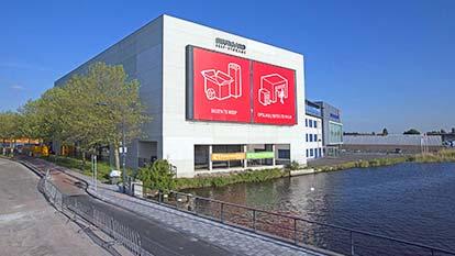 Opslagruimte bij Shurgard Haarlem