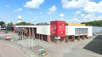 Self-storage at Shurgard Heemstede