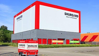 Self-storage at Shurgard Kerkrade