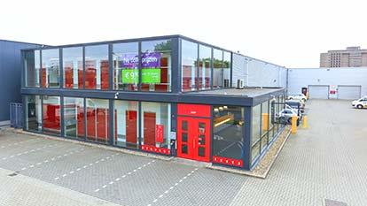 Self-storage at Shurgard Maastricht Noord