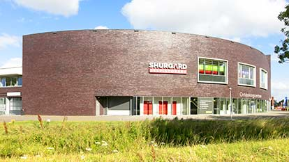 Self-storage at Shurgard Middelburg