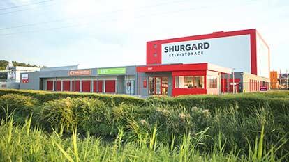 Self-storage at Shurgard Nieuwegein