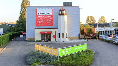 Opslagruimte bij Shurgard Veldhoven
