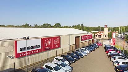 Self-Storage at Shurgard Ruislip