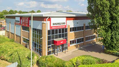 Self-Storage at Shurgard Wokingham