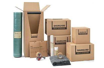 Notre gamme de cartons de déménagement