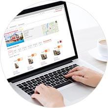 Boka ditt magasinsutrymme online