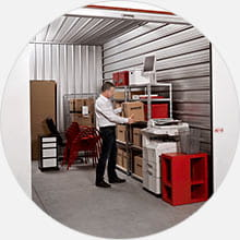 Self-storage for businesses