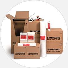 Verhuisdozen en inpakmateriaal